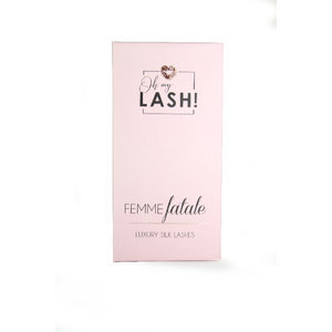Femme Fatale – Luxury Silk Lashes D Krul