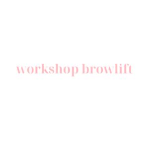 Workshop Browlift