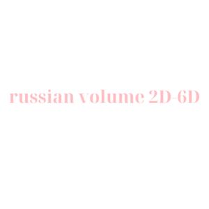 Russian Volume 2D-6D