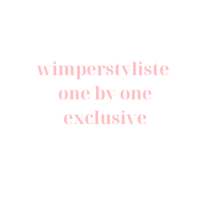 Wimperstyliste one by one exclusive. 8 Dagen!
