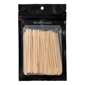 Browtycoon Point/Spoon Wax Sticks (100)