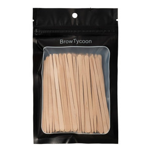 Browtycoon Point Wax Sticks (100)